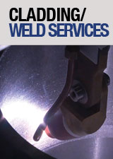 Cladding & Weld Services